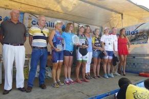 31 Comillas podium