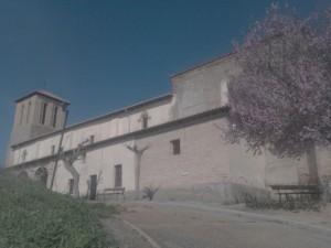 Iglesia de pueblo